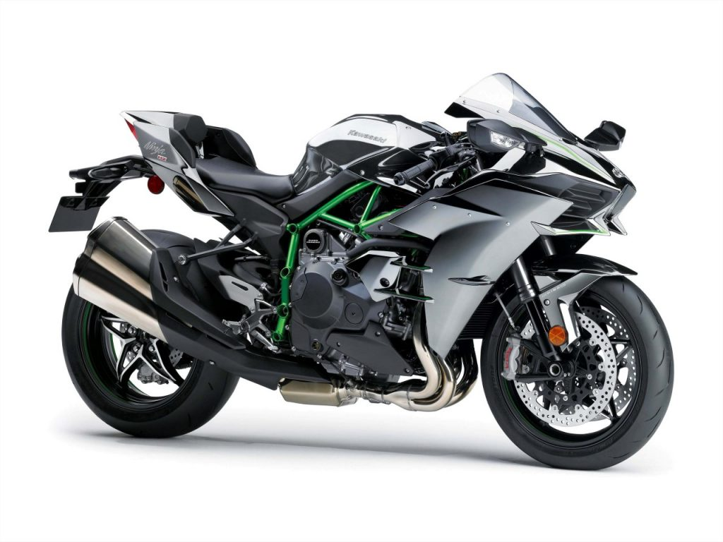s 7 kawasaki ninja h2 de 200cv chegar o a portugal motor. Black Bedroom Furniture Sets. Home Design Ideas