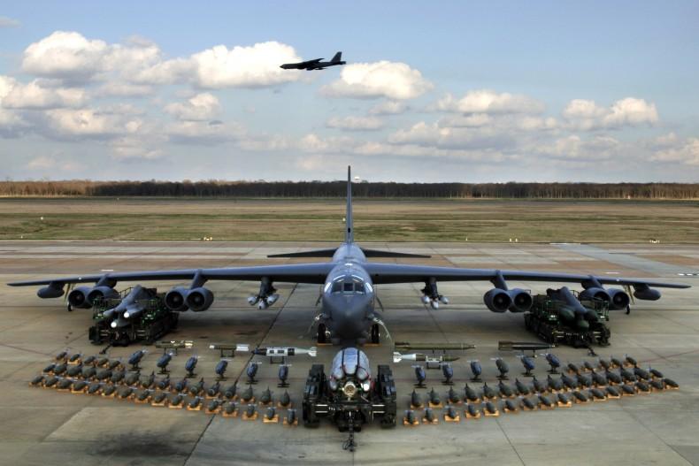 [Internacional] Boeing amplia duração de vida do B52 até 204 B52-790x527