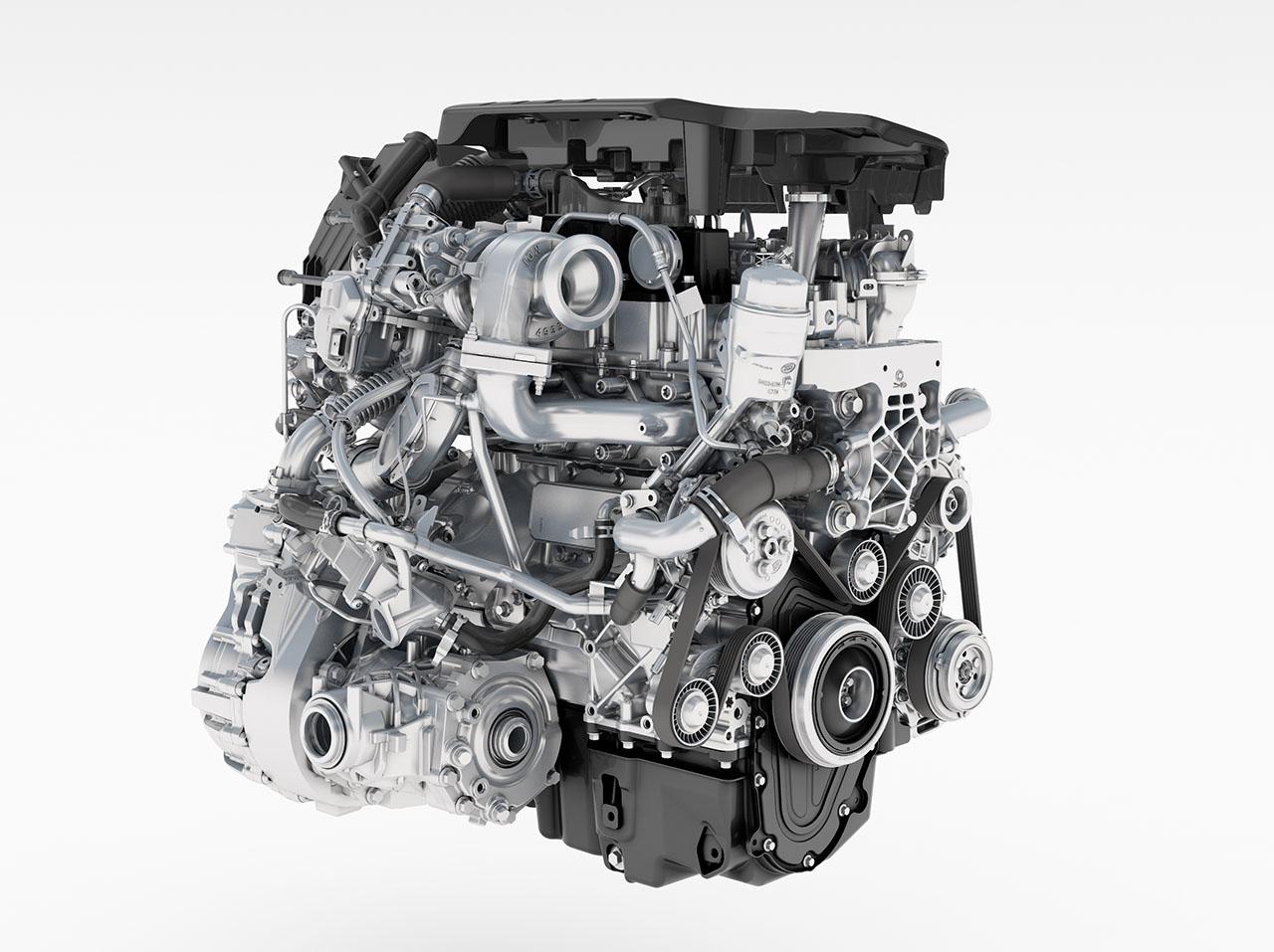 Land Rover Discovery Sport Ingenium