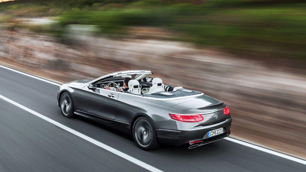 Mercedes benz classe s cabrio chega em abril a portugal for Mercedes benz pt
