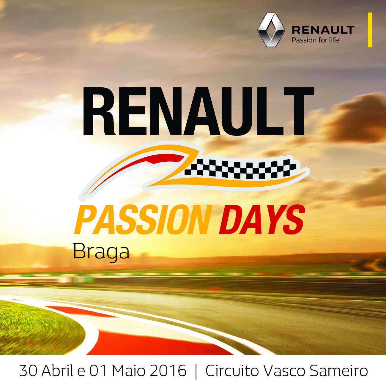 Renault Passion Days Braga