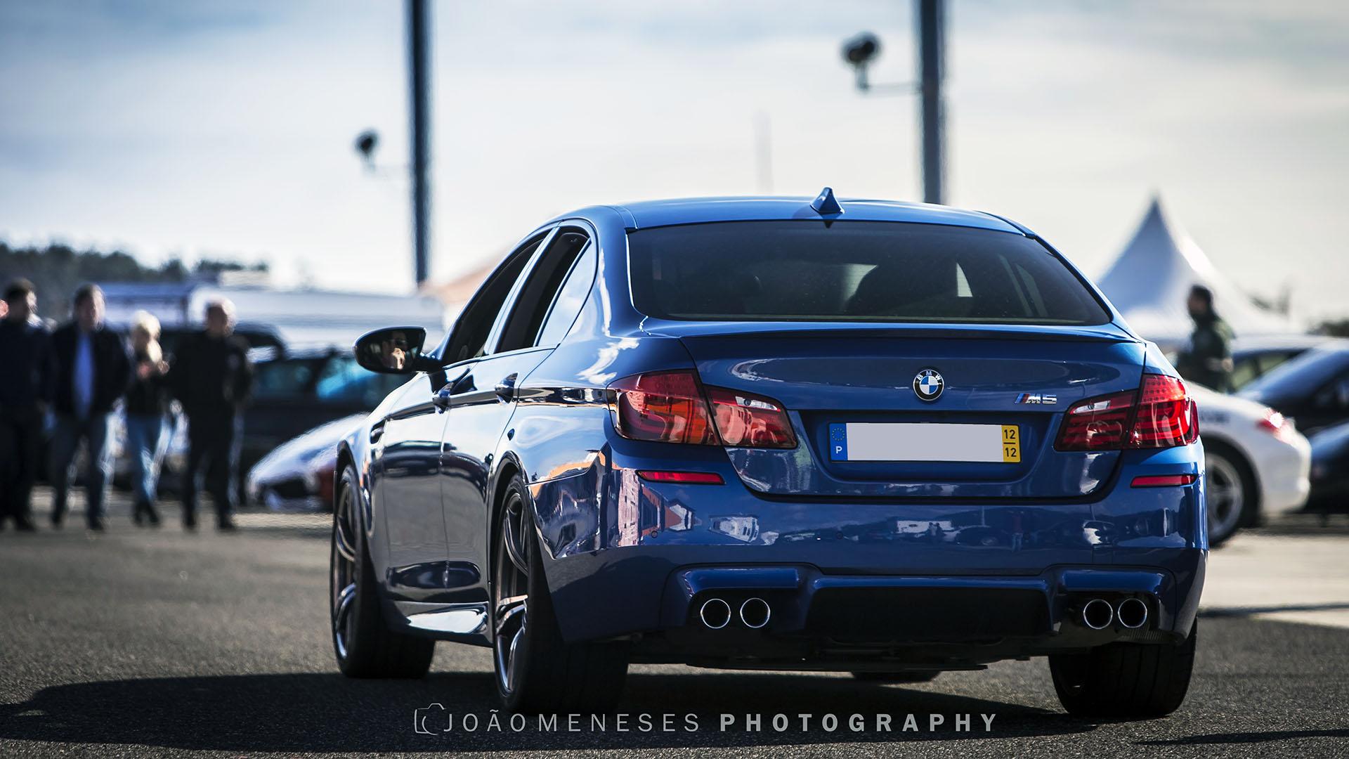 BMW M5 JMP