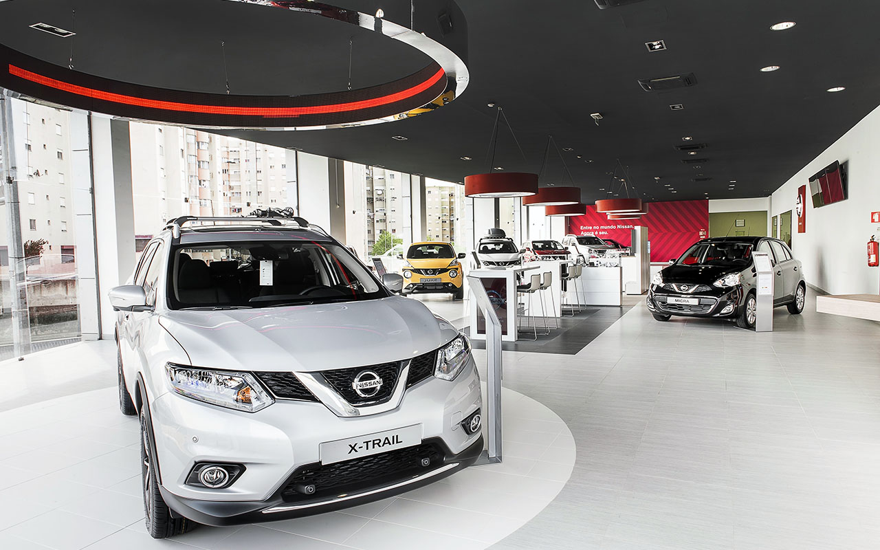 Nissan inaugurates new concept of customer experience in for Nissan motors customer service
