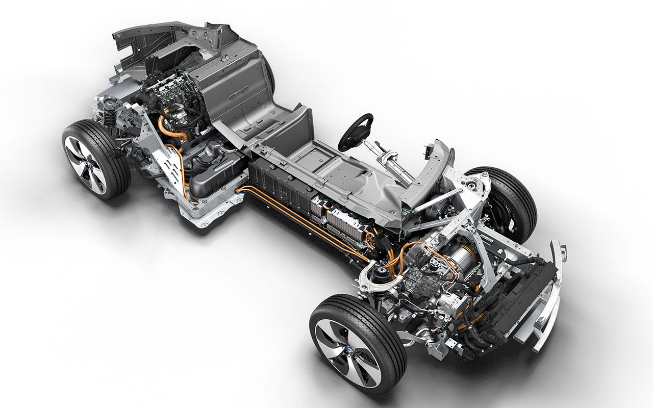 BMW i8 (1.4 a 1.8 litros)