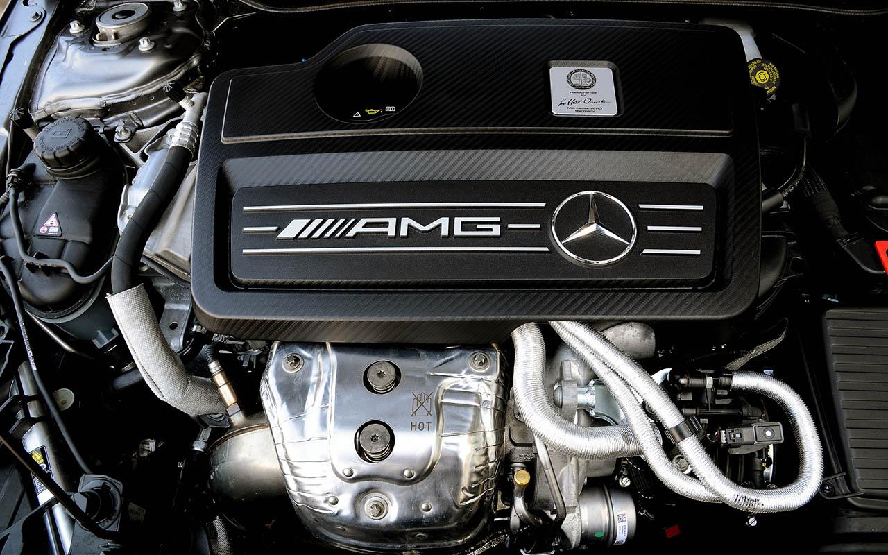 Mercedes-AMG 2.0T (1.8 a 2.0 litros)
