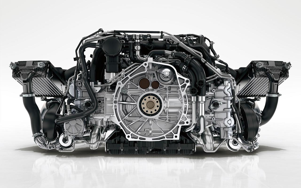 Porsche 911 (2.5 a 3 litros)