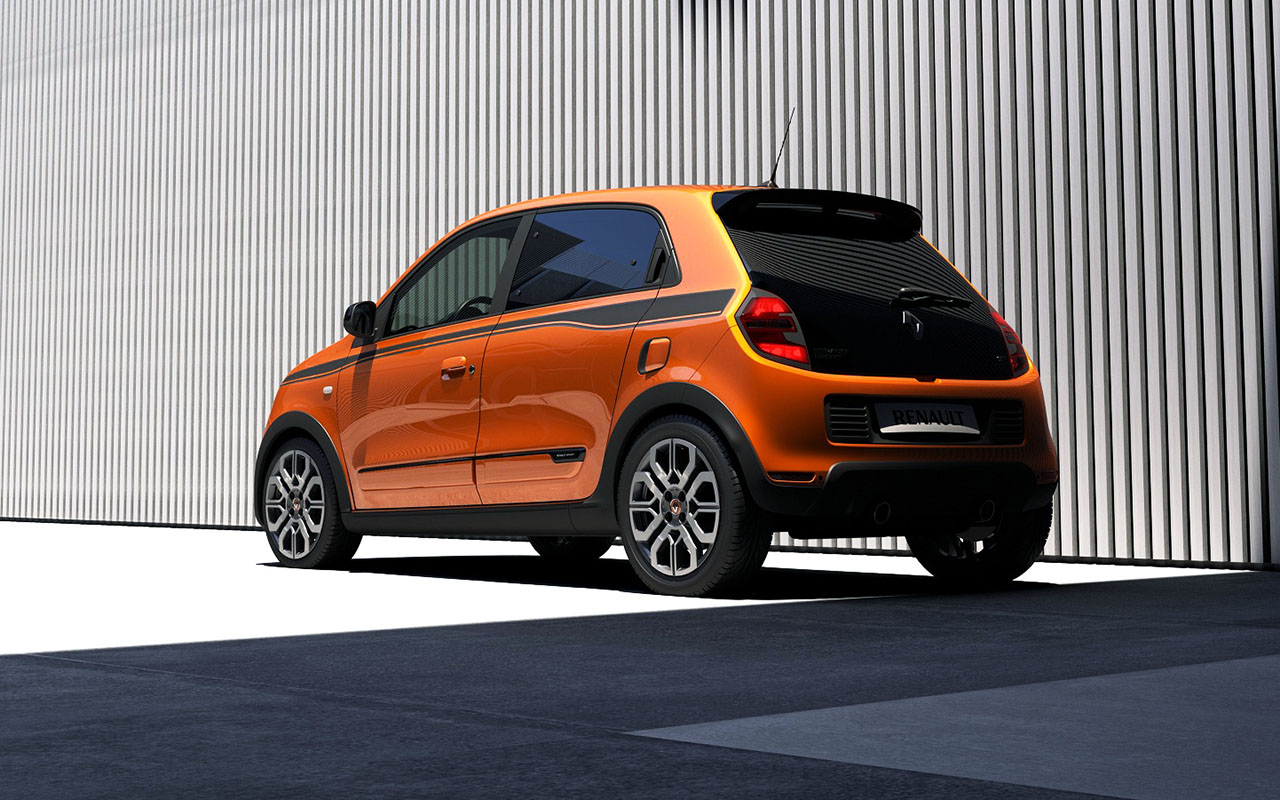 renault twingo recebe vers o gt motor. Black Bedroom Furniture Sets. Home Design Ideas