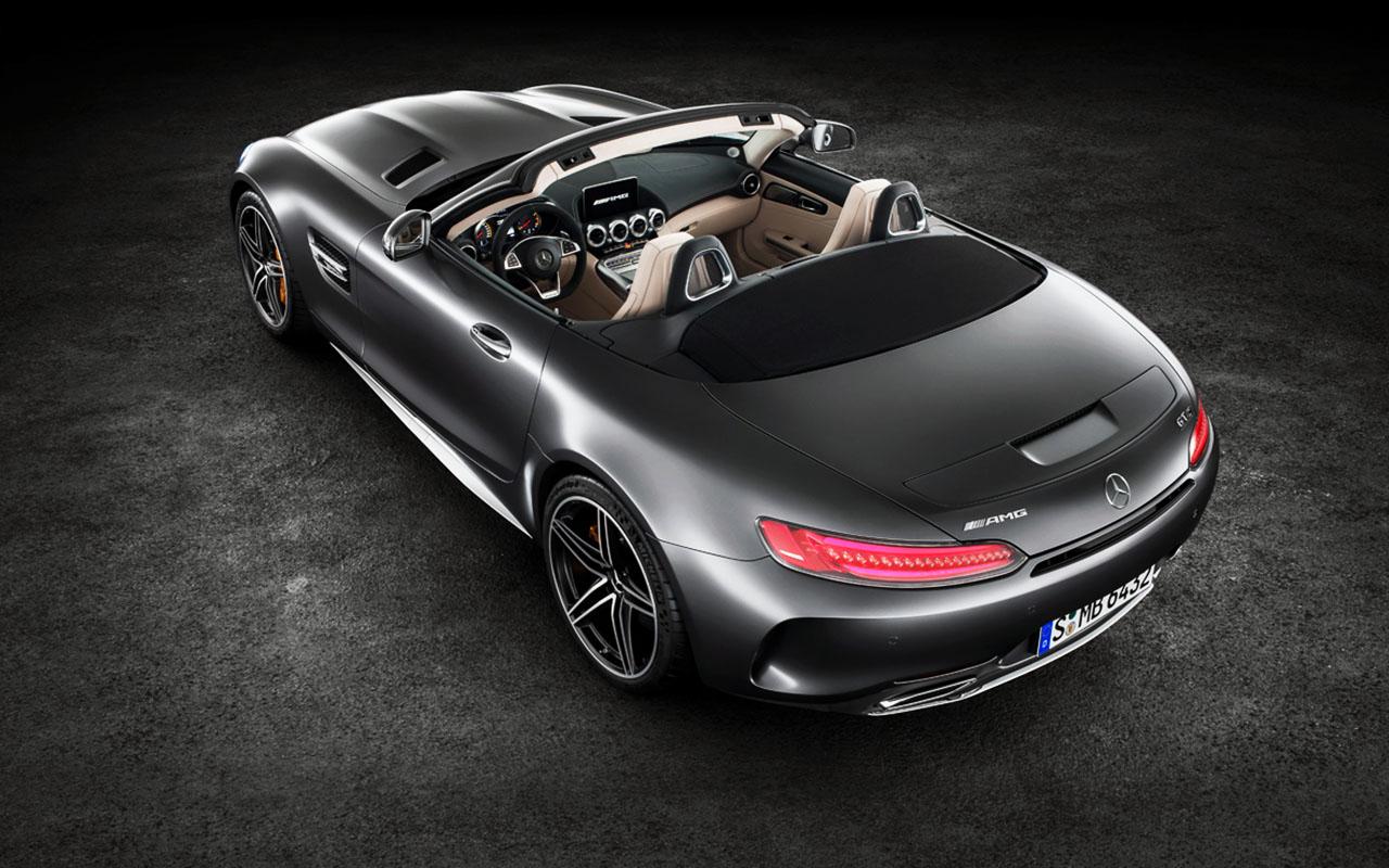 Mercedes- AMG GT C Roadster