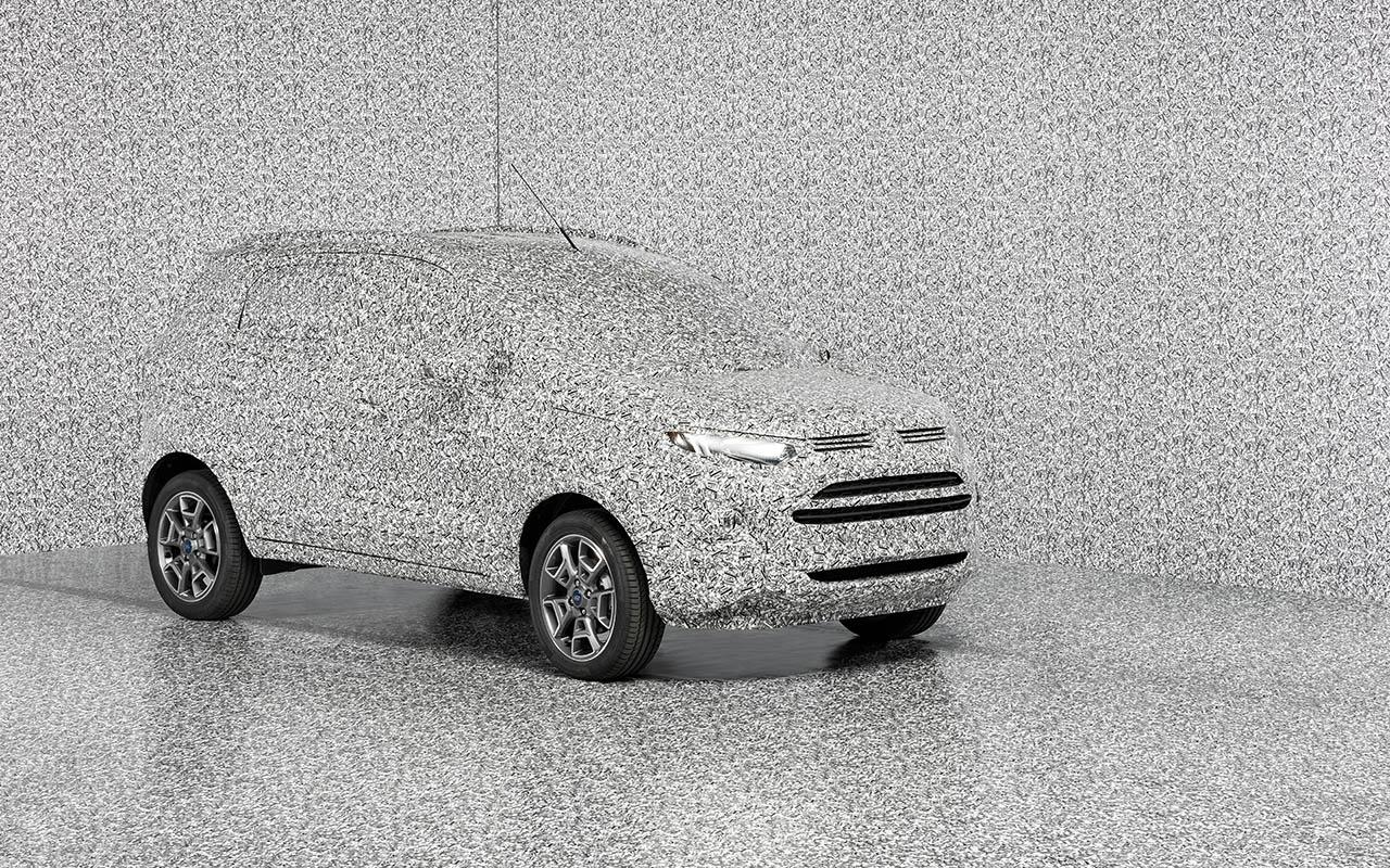 Ford 3D Brick