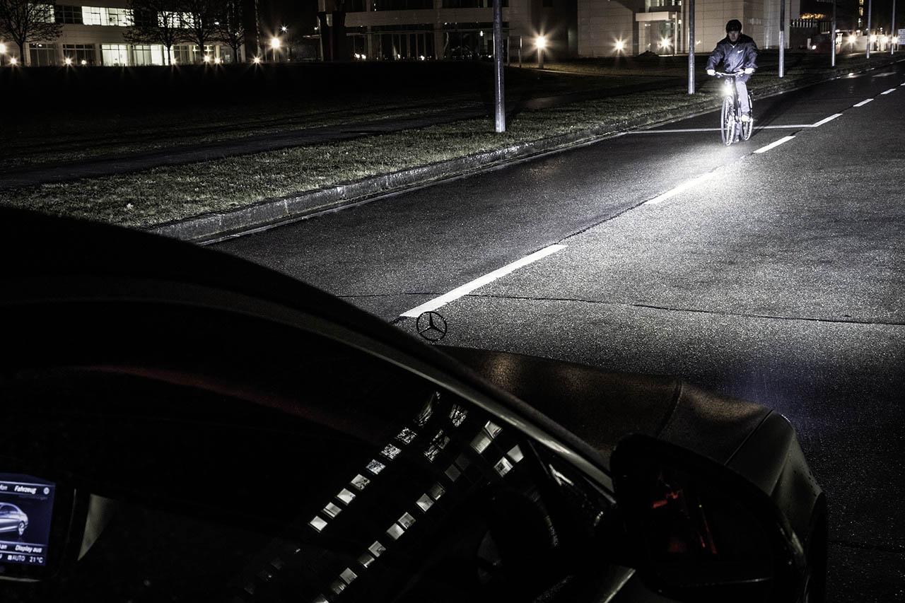 Mercedes HD Light