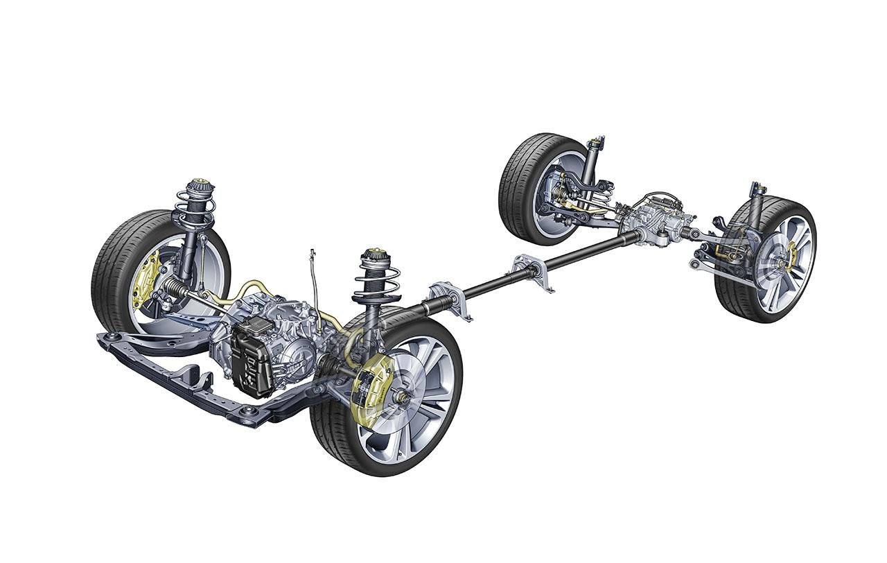 New Opel Insignia 4x4