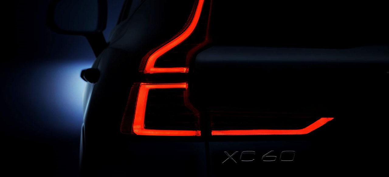 Volvo XC60 - Teaser
