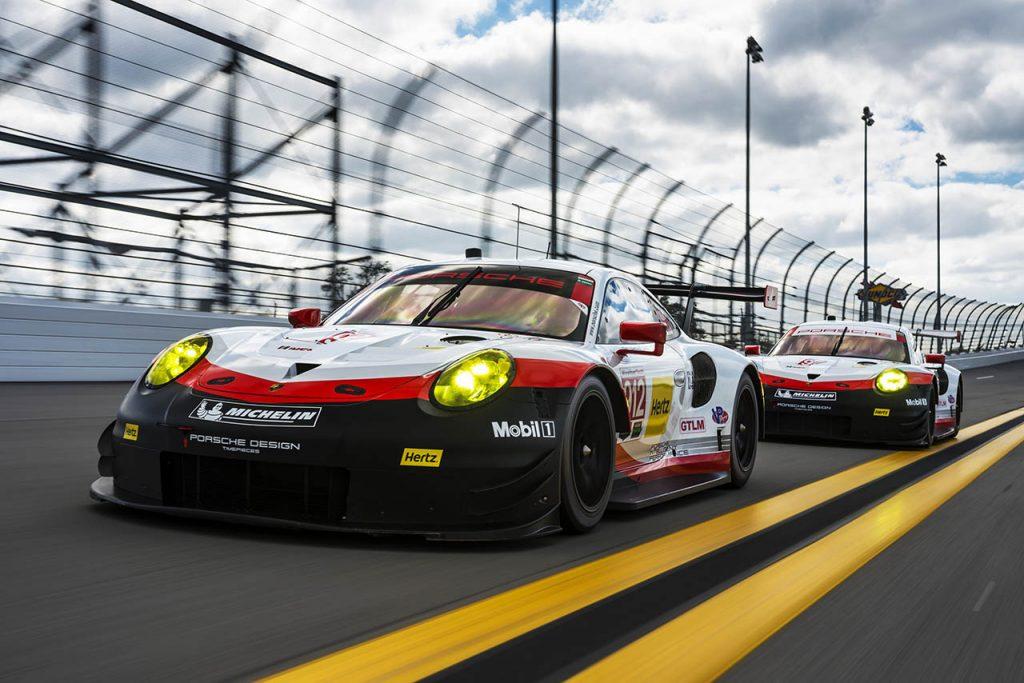 Porsche na Fórmula E em 2019: